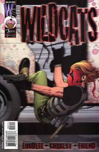 Wildcats (2nd Series) #3 VF/NM; WildStorm | save on shipping - details inside
