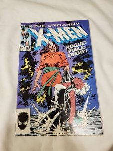 Uncanny X-Men 185 VF/NM