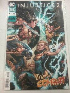 Injustice 2 #21 DC Comics 1st Print NW44
