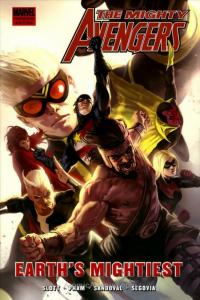 Mighty Avengers HC #5 VF/NM; Marvel | save on shipping - details inside