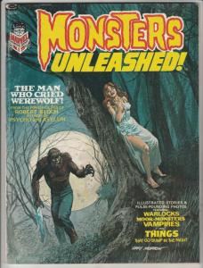 Monsters Unleashed Magazine #1 (Aug-73) VF/NM High-Grade