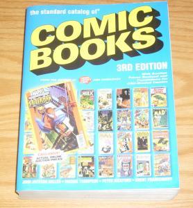 Standard Catalog of Comic Books #3 SC FN/VF john jackson miller - softcover 2004