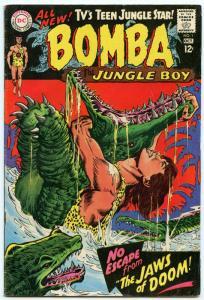 Bomba the Jungle Boy 1 Oct 1967 VG-FI (5.0)