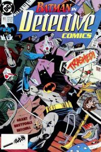 Detective Comics (1937 series) #613, VF+ (Stock photo)