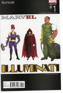 Illuminati 1 Hip Hop Variant 9.0 (our highest grade)