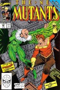 New Mutants (1983 series) #86, VF (Stock photo)