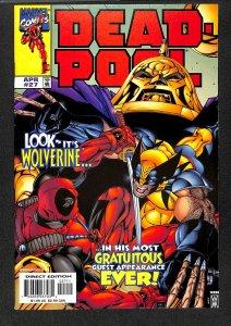 Deadpool #27 (1999)