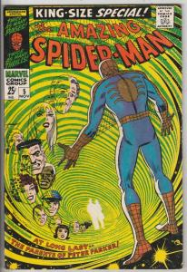 Amazing Spider-Man, King-Size Annual #5 (Nov-68) VF/NM+ High-Grade Spider-Man