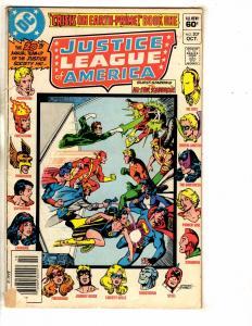 7 DC Comics Justice League 207 Annual 1 Atom 1 Captain Atom 20 54 55 Ann 2 PP16