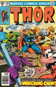 Thor #304 (Newsstand) FN; Marvel | save on shipping - details inside