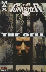 Punisher: The Cell #1 VF/NM; Marvel | save on shipping - details inside