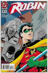 Robin #3 (DC, 1994) NM