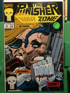 The Punisher War Zone #9