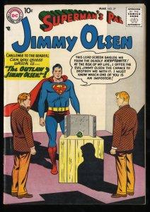 Superman's Pal, Jimmy Olsen #27 FN 6.0