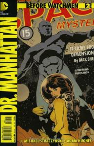 Before Watchmen: Dr. Manhattan #2 VF/NM; DC | save on shipping - details inside
