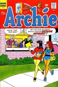 Archie Comics #219, VG (Stock photo)