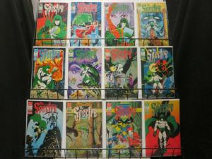 SPECTRE (1987) 1-31,ANN 1  the COMPLETE series! COMICS BOOK