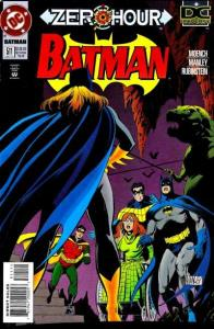 Batman (1940 series) #511, VF+ (Stock photo)