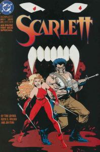 Scarlett #1 FN; DC | save on shipping - details inside