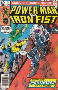 Power Man and Iron Fist #71