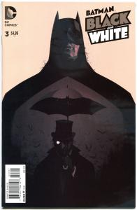 BATMAN BLACK and WHITE #3, NM, Olly Moss, 2013, more DC / Batman in store