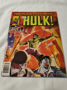 Rampaging Hulk 25 VF+