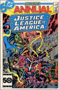 Justice League of America (1960 series) Annual #3, VF (Stock photo)
