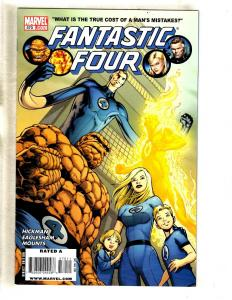 12 Fantastic Four Marvel Comics # 570 377 1 Reprint Roast 1 489 (60) (8)  J329