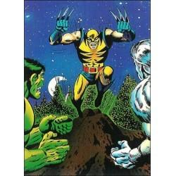1992 Wolverine: From Then 'Til Now: Series 2 FIRST MISSION #26