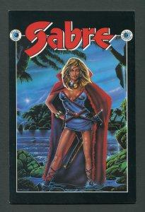 Sabre #12  / 8.5 VFN+   January 1985