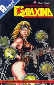 Galaxina #1 VF/NM; Aircel | save on shipping - details inside