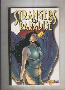 Strangers in paradise: numero 12-12 (numerado 2 en interior cubierta)