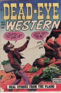 Dead-Eye Western Vol. 2 #7 Mexican Bandits- Egyptian Collection