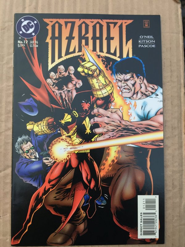 Azrael #12 (1996)