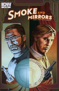 Smoke and Mirrors #5 VF; IDW | save on shipping - details inside