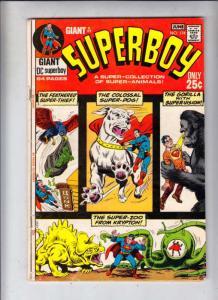 Superboy #174 (Jun-71) FN Mid-Grade Superboy