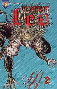 Lycanthrope Leo #2 VG; Viz | low grade comic - save on shipping - details inside