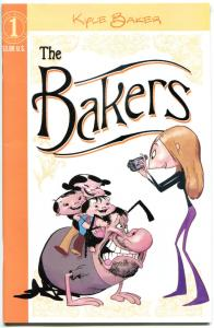 The BAKERS #1, VF/NM, Kyle Baker, 2005, more indies in store