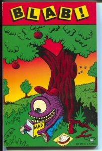 Blab!-#1-Spring-1993-PB-VG/FN