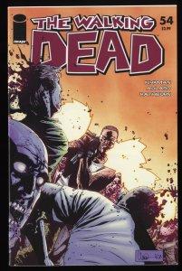 Walking Dead #54 NM 9.4