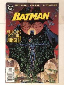Batman #611 - 1st Appearance of Tommy Elliott (Hush) - Hush Storyline - Jim Lee