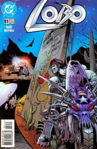 Lobo #51 VF/NM; DC | save on shipping - details inside