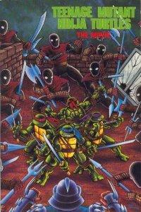Teenage Mutant Ninja Turtles Adventures (1989 series) The Movie #1, VF (Stock...