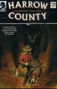 Harrow County #20 VF/NM; Dark Horse | save on shipping - details inside