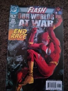 The Flash: Our Worlds at War #1 (2001) Vf-NM