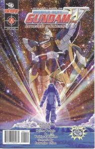Mobile Suit Gundam Wing: Battlefield of Pacifists #4 FN; Tokyopop | save on ship