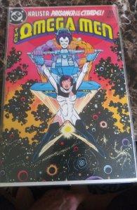 The Omega Men #3 (1983)