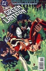 Green Lantern #69 (ungraded) 2nd series / stock image ID#B-6