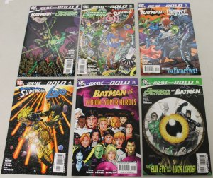 DC Brave and the Bold V3 (2007) #1-6 RUN