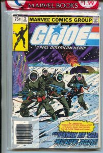 GI Joe Marvel Comics 3 Pack- Unopened #2 #26 #27